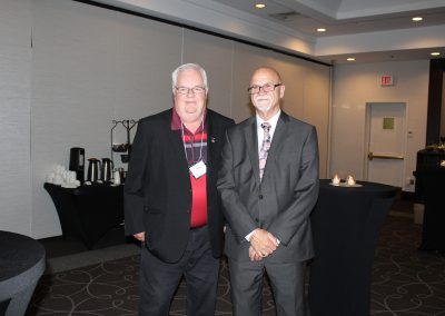 Bob Harvie Prolific and Barry Miller (MPIA)