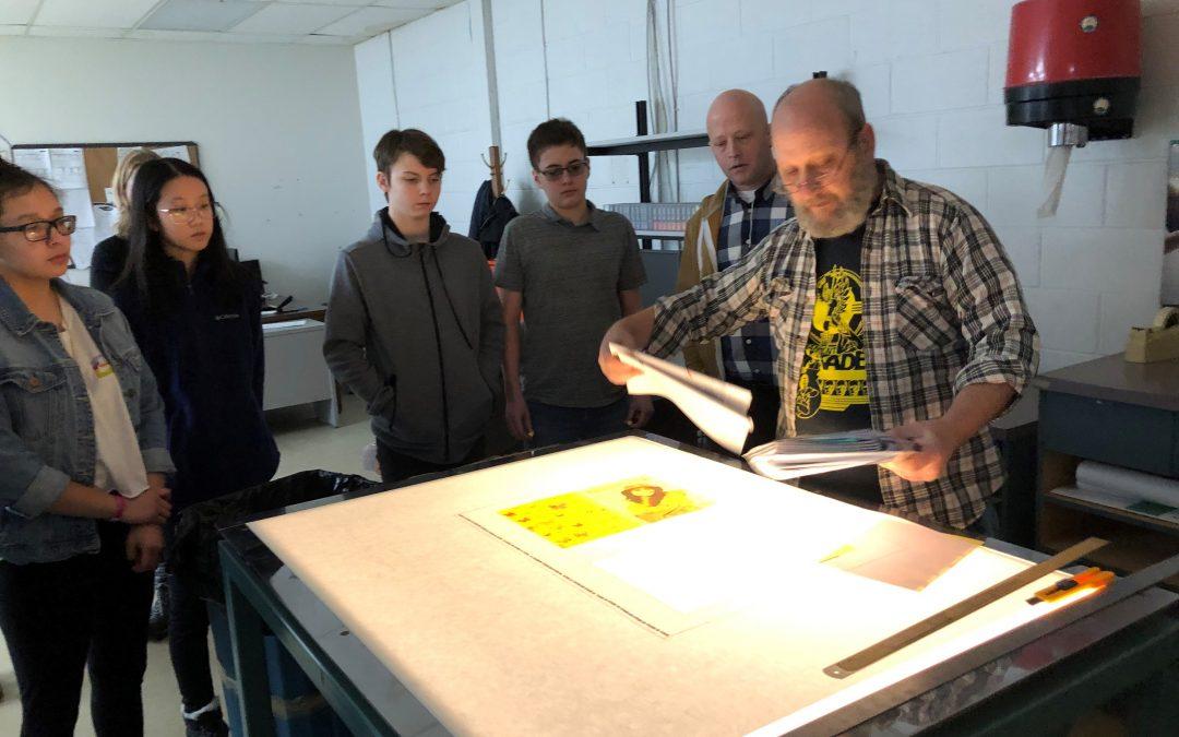 Nelson McIntyre School –  Prolific Group Plant Tour